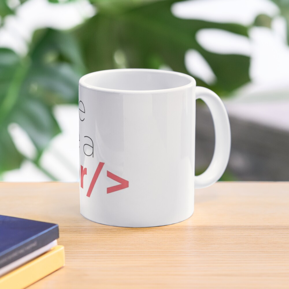 Give me a break - HTML Mug