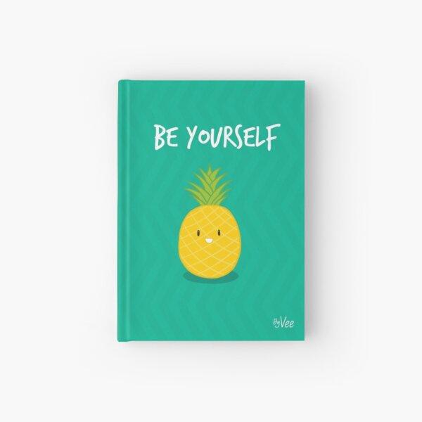 Be yourself Carnet cartonné