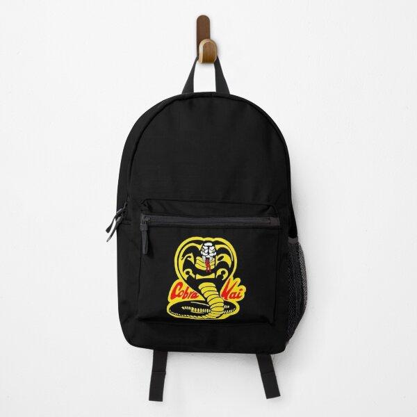 Cobra Kai Snake Backpack  Backpack