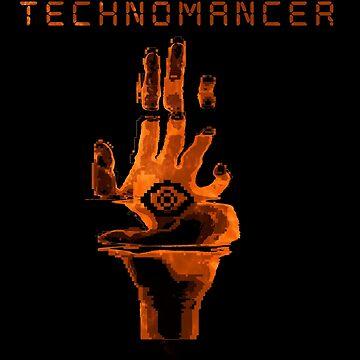 Technomancer Orange by DevinLarson