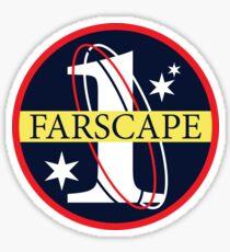 FARSCAPE 1 Sticker
