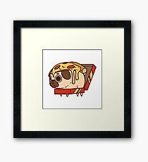 Puglie Pizza Framed Print