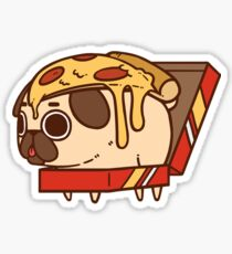 Puglie Pizza Sticker