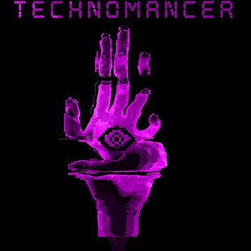 Technomancer Purple by DevinLarson