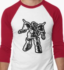 The Impossibles Self Titled Robot B&W T-Shirt