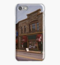 Typical American Town iPhone Case/Skin