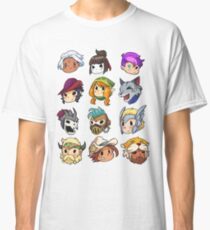 Brawlhalla Legends Set 2 of 2 Classic T-Shirt