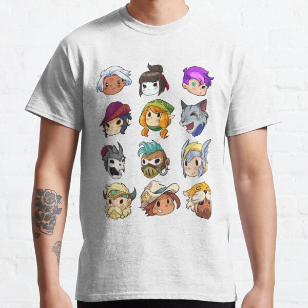 Brawlhalla Legends Set 2 of 2 Classic T-Shirt