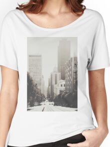 San Francisco I Women's Relaxed Fit T-Shirt