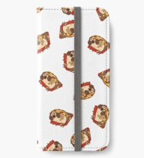 Puglie Pizza iPhone Flip-Case/Hülle/Skin