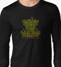 Diz Dere Long Sleeve T-Shirt