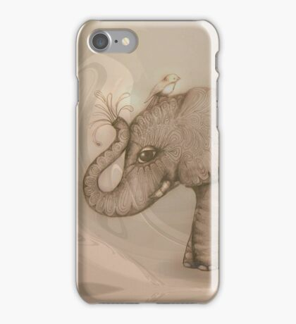 Magic Elephant iPhone Case/Skin