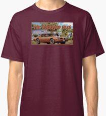 Jim Rockford - The Rockford Files Classic T-Shirt