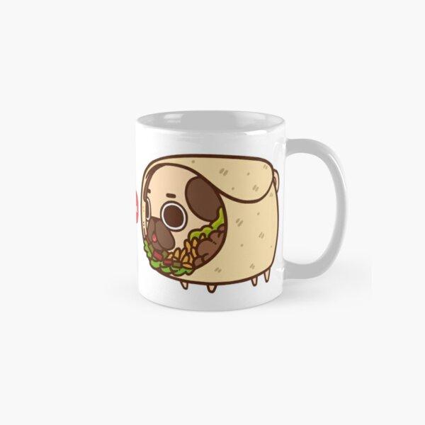 Puglie Burrito Classic Mug