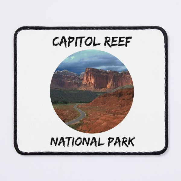 Capitol reef national park Mouse Pad