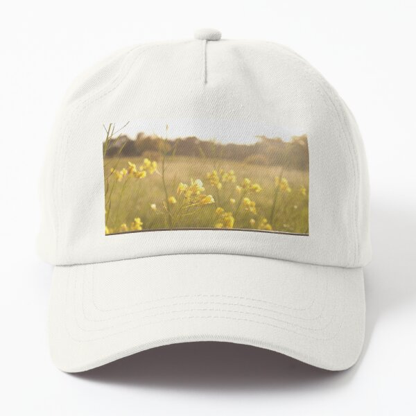 Golden sunny day Dad Hat