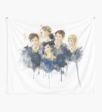 Cabeswater Crew (Aquarelle - Licht) Wandbehang