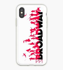 A Celebration of Broadway iPhone Case