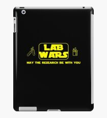 Lab Wars iPad Case/Skin