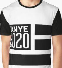 2020 Kanye President Graphic T-Shirt