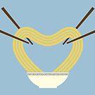 Love noodles by renduh