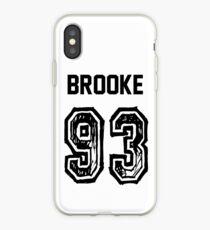 Vinilo o funda para iPhone Brooke'93