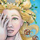 Spring Maiden by Amanda  Shelton
