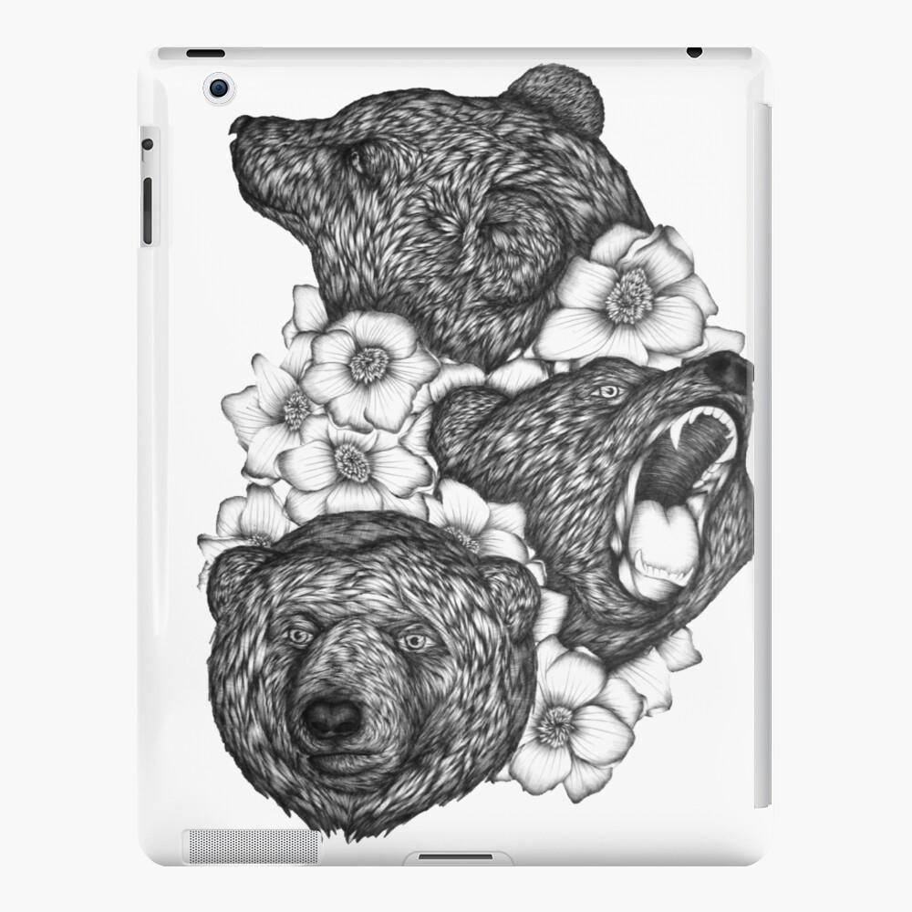 Bären in Bären iPad-Hülle & Skin