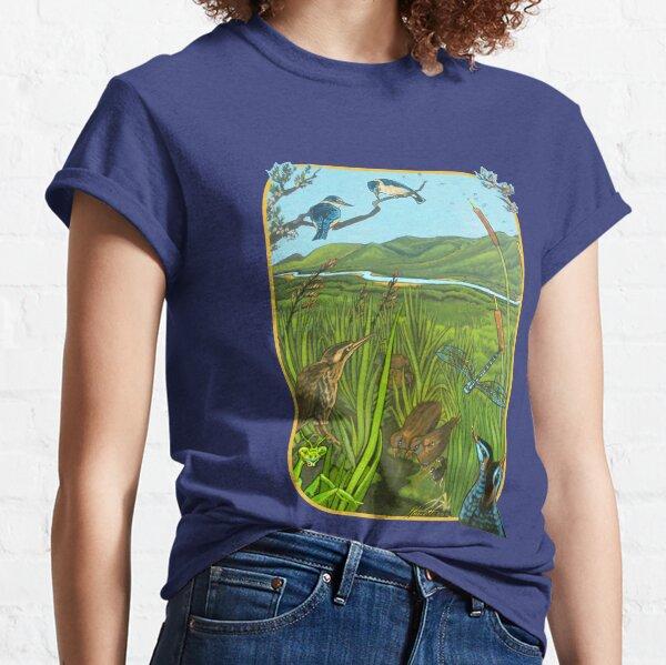 Wetlands Wildlife Classic T-Shirt