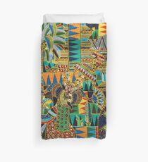 Bali Dance Duvet Cover