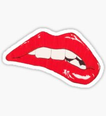 Pop Art Lippen Sticker