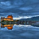 Eilean Donan Castle by James Anderson