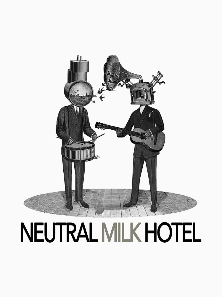 Neutral Milk Hotel | Unisex T-Shirt