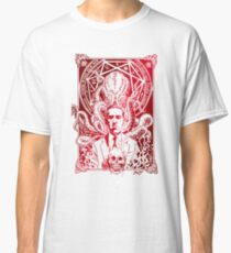 Lovecraft Cthulhu Red Classic T-Shirt