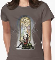 Twisted Wonderland Womens Fitted T-Shirt