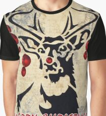 Rudolph the red-nosed reindeer Graphic T-Shirt