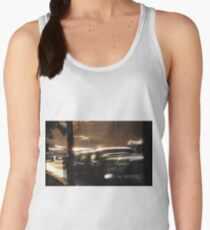 sun from the west Women's Tank Top