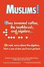 "The Muslims Are Coming! ""Algebra"" by NeginFarsad"