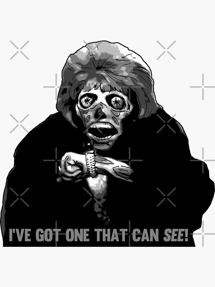 They Live - I've Got One That Can See by thedrumstick