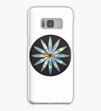 Jerusalem centred  Samsung Galaxy Case/Skin