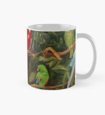 Parrots of Queen Elizabeth Park Mug