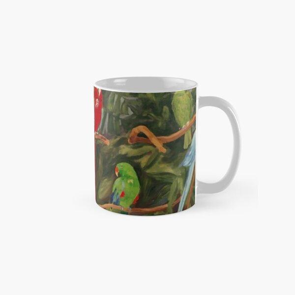 Parrots of Queen Elizabeth Park Classic Mug
