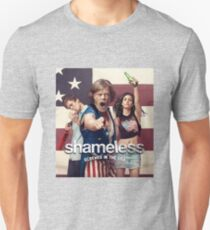 shameless screwed in the USA Unisex T-Shirt