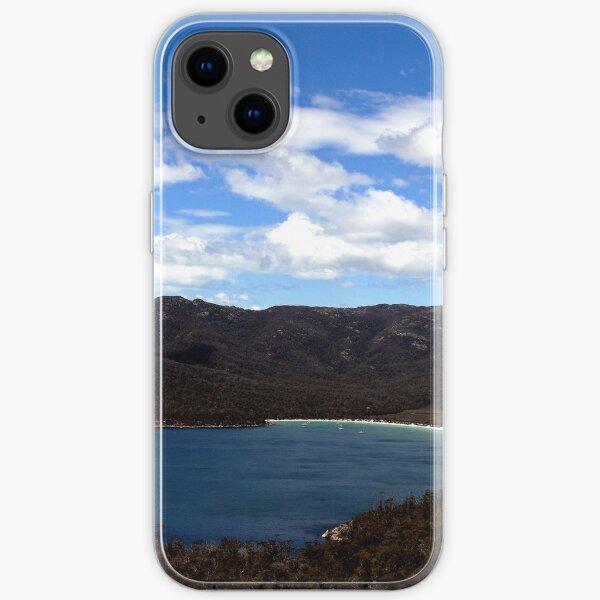 Tasmania ,Lakes,waterways iPhone Soft Case