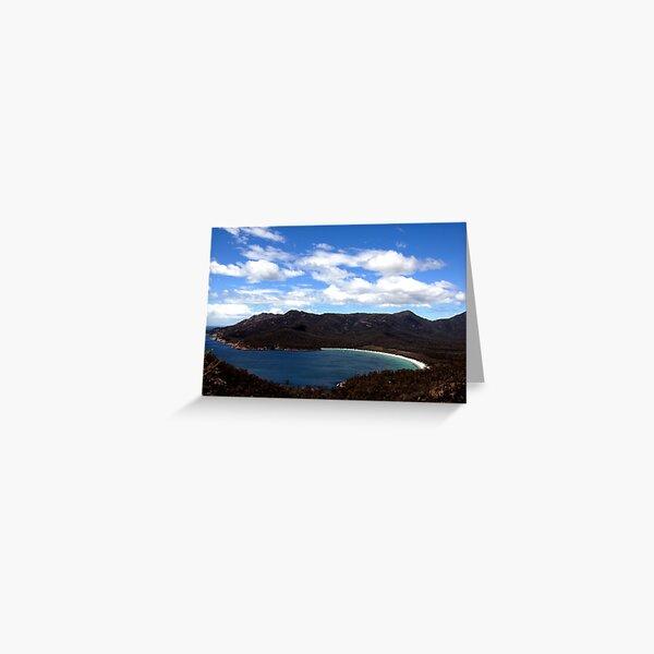 Tasmania ,Lakes,waterways Greeting Card