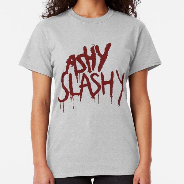 Ash vs The Evil Dead - Ashy Slashy Classic T-Shirt