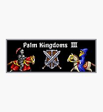 Palm Kingdoms III - 1 Photographic Print
