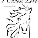 I Choose Love by Deep Peace Trust