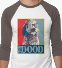 The Dood Goldendoodle Men's Baseball ¾ T-Shirt