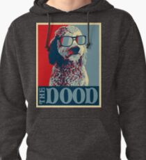 The Dood Goldendoodle Pullover Hoodie